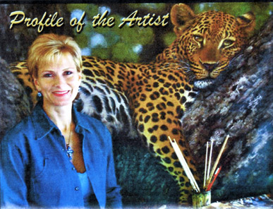 Ilse Devillies, Wildlife Artist